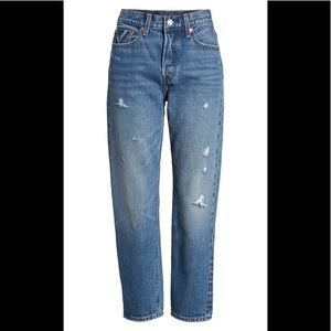 NWT Levi's High Waist Wedgie Straight Jeans